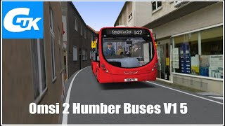 Download OMSI 2 Masterswitch Studios Masterlite Humber Buses V1 5 Route 142 Video