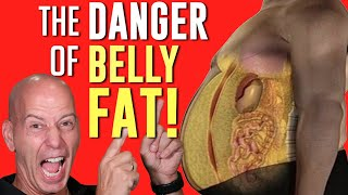 Download HOW TO GET RID OF DANGEROUS BELLY FAT FAST!!! Video