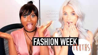 Download 10 TRUTHS ABOUT FASHION WEEK! THE GOOD, BAD, & UGLY! Video
