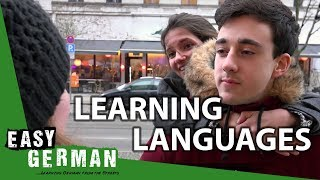 Download Which languages are you learning? | Easy German 73 Video
