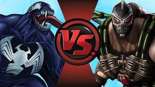 Download VENOM vs BANE! (Marvel VS DC Comics) Cartoon Fight Club Episode 108 Video