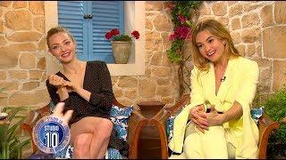 Download Mamma Mia! 2 Exclusive: Amanda Seyfried, Lily James & Dominic Cooper | Studio 10 Video
