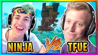Download Ninja & Tfue Finally 1v1 To See Who is the Best Fortnite Player! Video