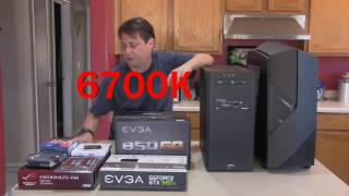 Download How to Build a Gaming PC - Summer 2016 - Core i7 6700k, 980ti, Maximus VIII Hero, NZXT Noctis 450 Video