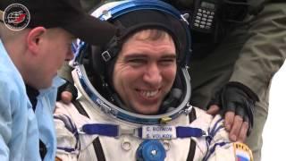 Download Посадка ТПК ″Союз ТМА-18М″ в Казахстане Video