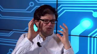 Download Marcus Weldon interviews Yann LeCun about his career Video