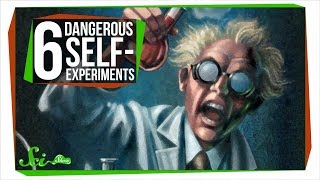 Download 6 Stupid and Dangerous Things Scientists Did to Themselves Video
