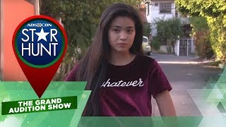 Download Star Hunt The Grand Audition Show: Davaoeña Star Dreamer, Shian gains a star | EP 49 Video