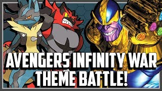 Download Pokemon Avengers Infinity War Theme Battle! Video