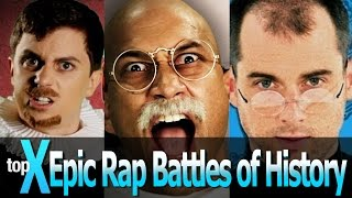 Download Top 10 Epic Rap Battles of History - TopX Ep.18 Video