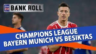Download Bayern Munich vs Besiktas | Champions League Football Predictions | 20/02/18 Video