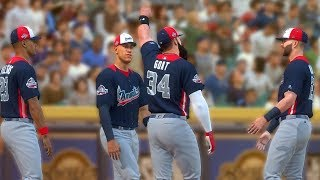 Download MIGHTY GOAT vs. MIKE TROUT IN THE HOME RUN DERBY! MLB The Show 18 | Road To The Show Video