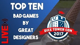 Download Top 10 Bad Games By Great Designers Video
