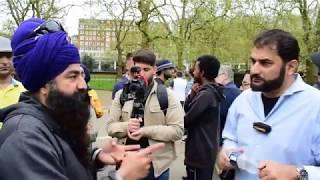 Download Adnan Rashid vs Sikh   Speakers Corner Video