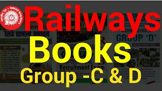 Download Railway Important Books (Group-C & D) Video