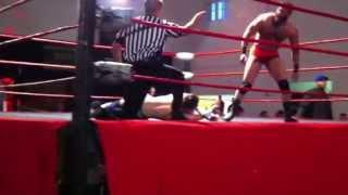 Download Stevie Shields' Wrestling Debut Video
