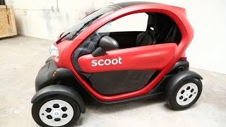 Download Scoot's First Four-Wheel Vehicle Video