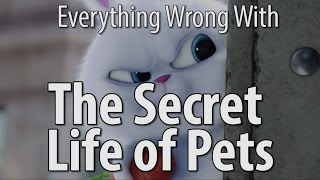 Download Everything Wrong With The Secret Life of Pets Video