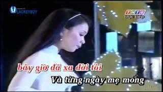 Download [karaoke] Nỗi buồn mẹ tôi - Cẩm Ly (Full) Video