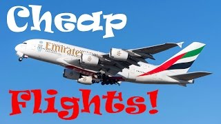 Download TRAVEL TIPS: How to Find the Cheapest Flights! Video