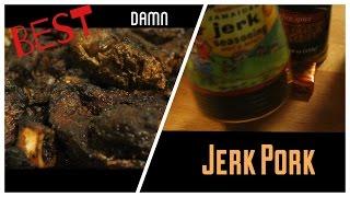 Download Best Damn Jamaican Jerk Pork - How To Make Jamaican Jerked Pork | Hello Sweet Biscuit. Video