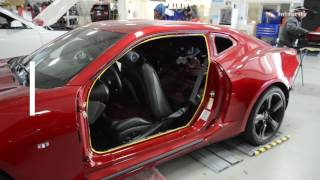 Download [Repair Process] Before and After of a 2017 Chevy Camaro SS Video