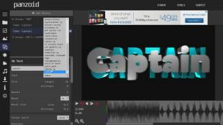 Download How to Make An Intro   Panzoid   Text and Particles Video