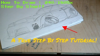 Download How to draw a 240sx. HOW TO DRAW BASICS Video