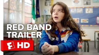 Download The Edge of Seventeen Official Red Band Trailer 1 (2016) - Hailee Steinfeld Movie Video