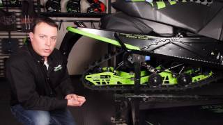 Download 2018 Arctic Cat Snowmobile Rear Suspension Setup and Adjustments Video