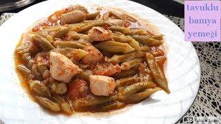 Download Tavuklu Bamya Yemeği - Hülya Ketenci - Yemek Tarifleri Video