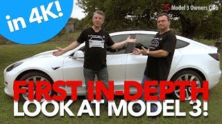 Download First In-Depth look at the Tesla Model 3   Model 3 Owners Club Video