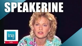 Download Speakerine 1982 Catherine Ceylac   Archive INA Video