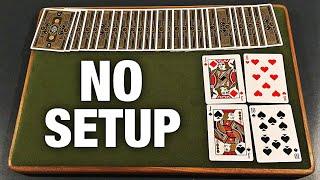 Download The Perfect No Setup Card Trick REVEALED Video
