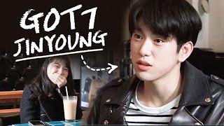 Download What if GOT7 JinYoung Comforted You At A Coffee Shop? • ENG SUB • dingo kdrama Video