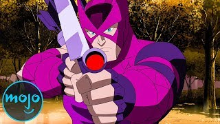 Download Top 10 Animated Avengers Video