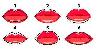 Download What Your Lip Shape Says About Your Personality Video