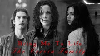 Download Bring Me To Life | The Corvin Family {Underworld} Video