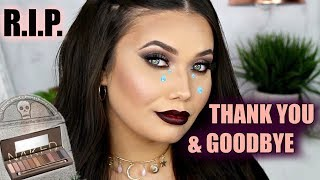 Download A Final Goodbye | Urban Decay Original Naked Palette Tutorial Video
