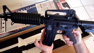 Download Vendas Airsoft Brasil SP pronta entrega m4a1 e beretta Video