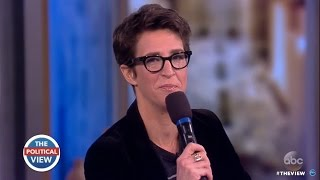 Download Rachel Maddow Talks Releasing Pres. Trump's 2005 Tax Returns | The View Video
