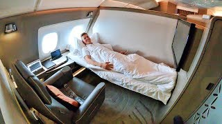 Download Singapore Airlines A380 NEW First Class Suites - What Did I Think? Video