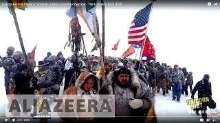 Download Dakota Access Pipeline: Protests, politics and the coverage - The Listening Post (Full) Video