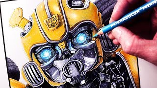 Download Let's Draw BUMBLEBEE - FAN ART FRIDAY Video