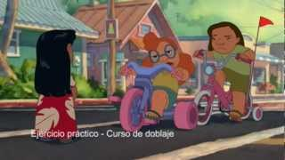 Download Lilo y Stitch (Fragmento doblado por nuestro grupo de doblaje) Video