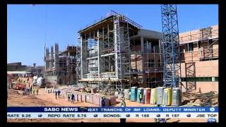 Download Nelson Mandela Childrens hospital has spawned many jobs Video