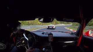Download MANTHEY RACING 991 GT3 RS VS MCLAREN 570S Nurburgring Video