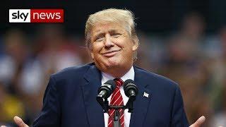 Download Trump's most memorable moments Video