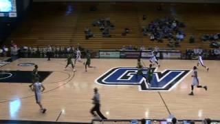 Download GVSU Men's Basketball vs. Tiffin Video