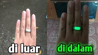 Download cara membuat cincin bisa bercahaya || how to make a ring can shine. Video